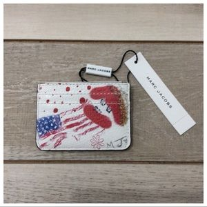 Marc Jacobs Card Holder NWT OP $195